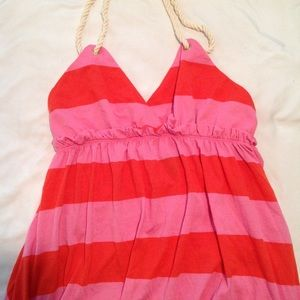 H&M Poolside or Beach Style Halter Maxi Dress SALE